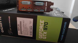 Gigabyte Geforce GTX 970 G1 Gaming 4GB