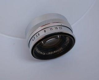 Objetivo Schneider Componar 1:4.5/75 mm
