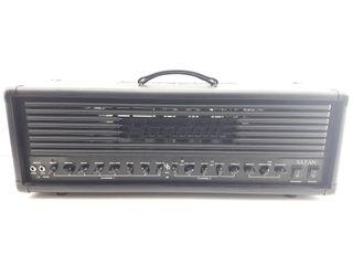 Ampificador cabezal a valvulas 120v
