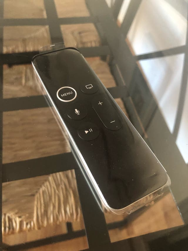Mando Apple TV 4K Siri Remote NUEVO