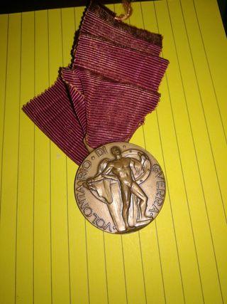 medalla ejército fascista voluntario de guerra