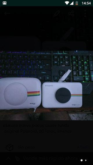 Polaroid Snap Touch nueva