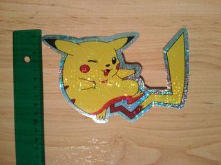 Pegatina Pikachu