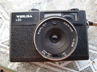 VENDO CAMARA DE FOTOS RETRO-VINTAGE WERLISA LED