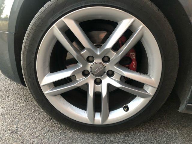 Llantas Audi A5 sin neumaticos