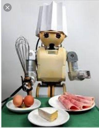 Quieres conocer el último robot?