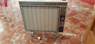 Estufa calefactor radiador eléctrico 900W