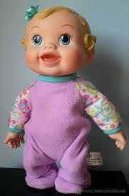 Muñeco Baby Alive Saltitos Hasbro 2010