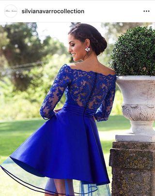 Vestido Sílvia Navarro talla 36