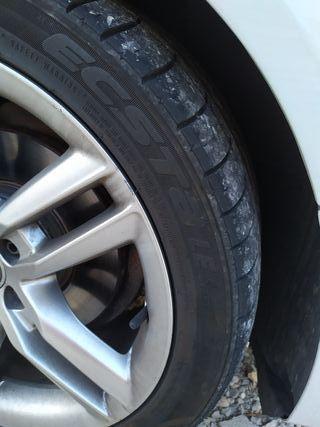 """ruedas Kumho 18"""""""