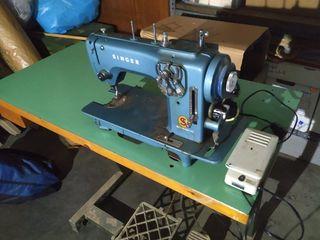 Maquina de coser Singer 807