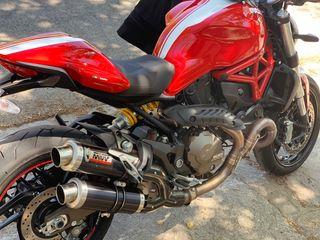 Vendo Ducati Monster 821 Stripe
