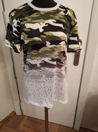 Camiseta y M