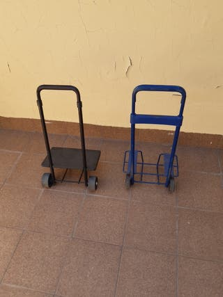 carrito de ruedas