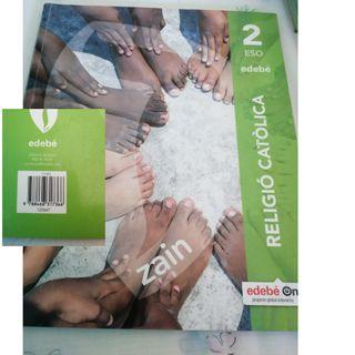 libros de texto segundo ESO