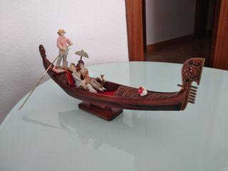 figura gondola Venecia Colección