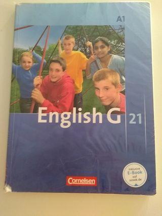 libro inglés English G21 A1