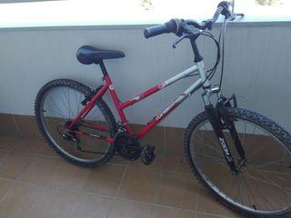 Bicicleta de 26 pulgadas, seminueva,Revisada