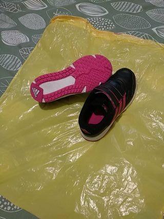 zapatillas adidas niña 34