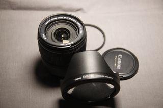 Objetivo Canon EF-S 15-85