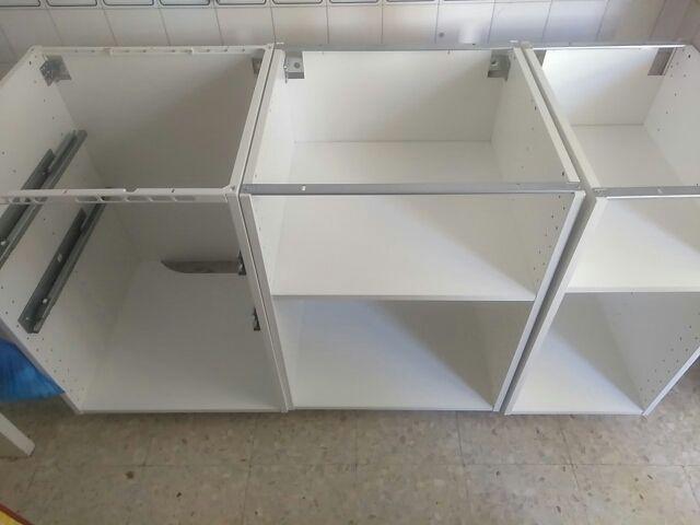 3 muebles de cocina ikea de segunda mano por 45 € en El ...