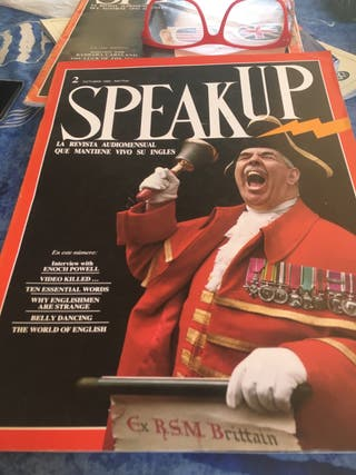 Revista SPEAK UP num 2
