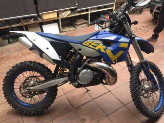 Husaberg 250 TE