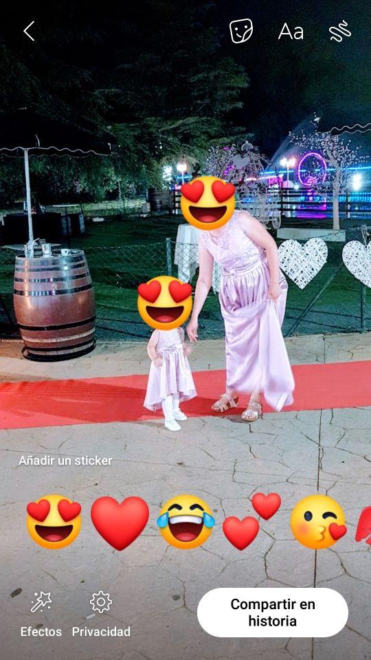 Vestidos madre hija