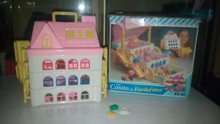 FEBER juguete vintage