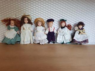 Muñecas de Porcelana de colección