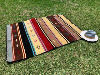Alfombra - Kilim bereber hecho a mano