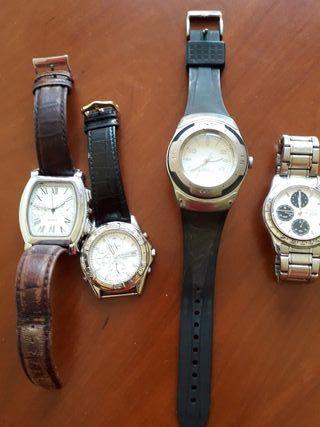 Relojes, Japan Mont, Soler Cabot...