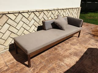 Sofa- cheaselongue