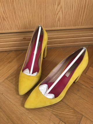 Segunda Wallapop Lolita Mano De Zapatos Blue En qVpGUMSz