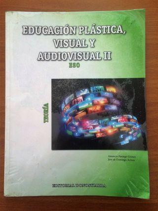 Libro texto PLÁSTICA, ESO, Editorial Donostiarra