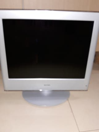 televisor toshiba 20 pulgadas. a reparar!