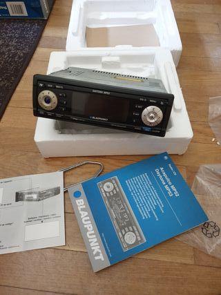 Radio MP3 coche Blaupunkt
