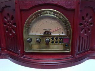 Cadena Música Retro Pro basic 1934 model no: CL102