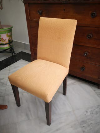8 sillas de comedor