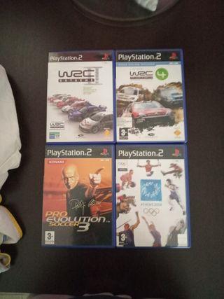 Videojuegos PlayStation 2