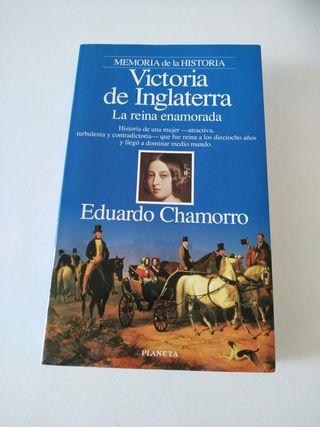 Victoria de Inglaterra la Reina enamorada