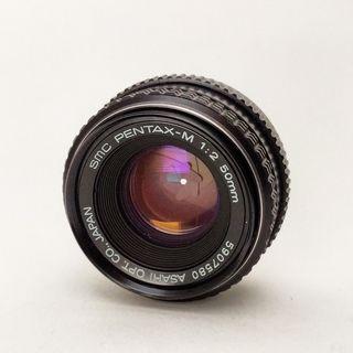 OBJETIVO PENTAX-M 1:2 50mm