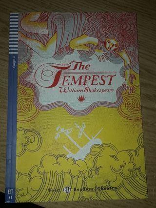 Libro de lectura en ingles The Tempest