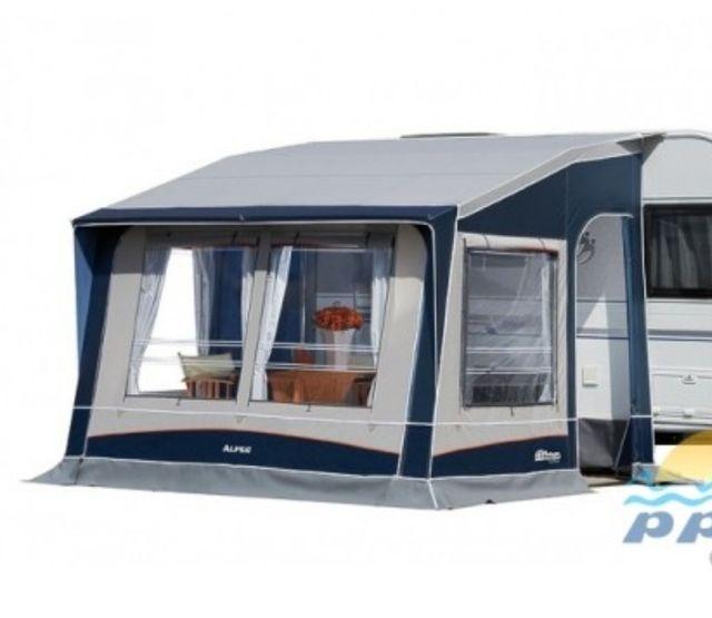 avance camping caravana
