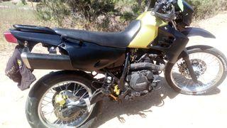 """2 MOTOS kawasaki KLR 650 1999"""""""