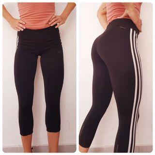 Adidas pantalones negros