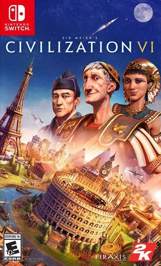 Civilization VI para Nintendo Switch (2º mano)
