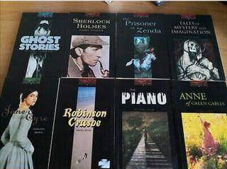 8 libros de inglés
