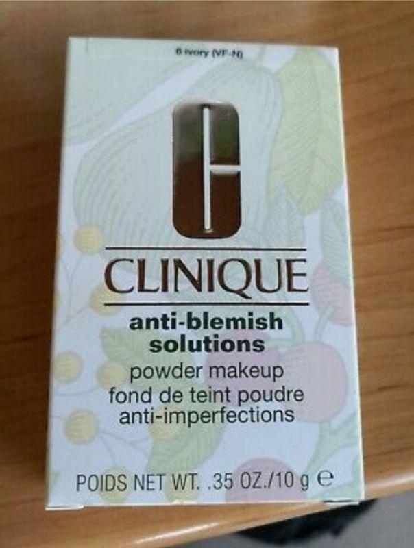 Maquillaje Clinique anti-blemish solutions 06 ivor