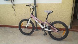 """bicicleta 18"""" coluer"""